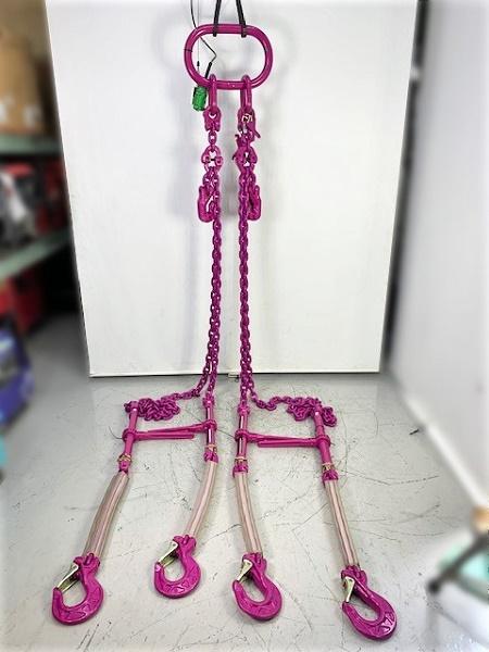 RUD  4点吊スリングチェーンシステム ICEシリーズ買取しました!