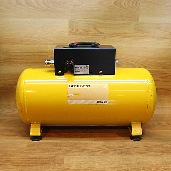 エスコ ESCO  エアーコンプレッサー用 25L 補助タンク  買取しました!