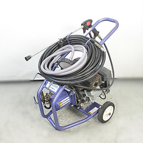 MARUYAMA/丸山 12Mpa  エンジン高圧洗浄機 買取しました!