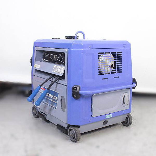 DENYO/デンヨー  防音型ガソリンエンジン溶接機 買取しました!