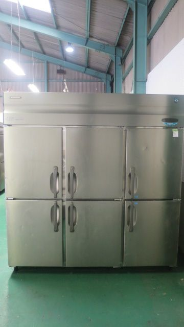 ホシザキ電機 タテ型冷凍冷蔵庫買取しました!
