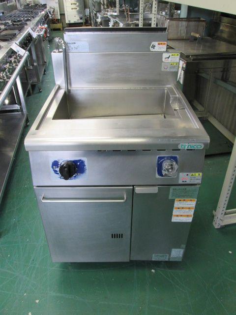 タニコー ガス茹で麺器買取しました!