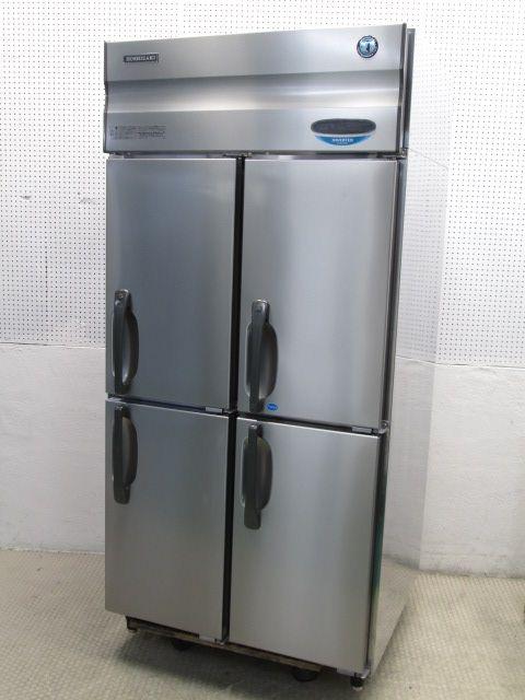 ホシザキ タテ型冷凍冷蔵庫買取しました!
