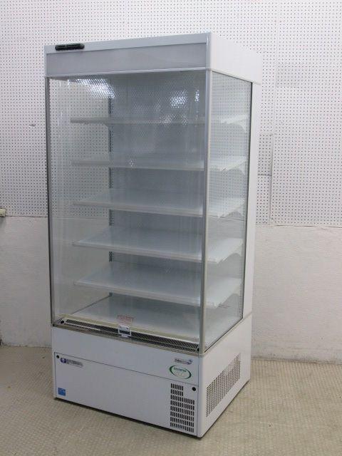 福島工業 インバーター制御多段オープン冷蔵ショーケース 買取しました!