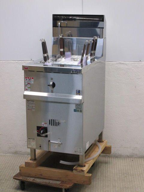 マルゼン 涼厨角型ガス茹麺機買取しました!