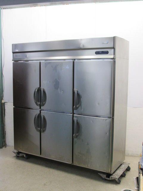 福島工業 タテ型冷凍冷蔵庫買取しました!
