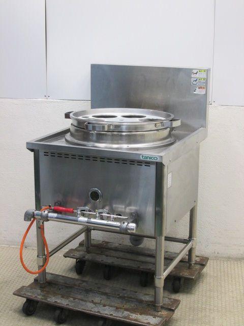 タニコー ガス茹麺機買取しました!