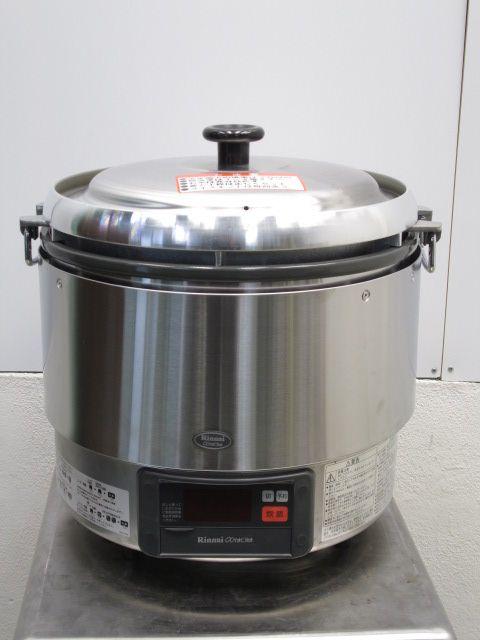 リンナイ マイコン制御ガス炊飯器買取しました!