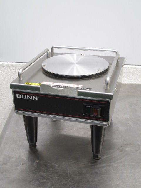 BUNN 電気コーヒーウォーマー買取しました!