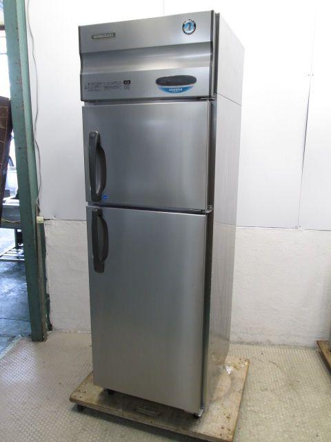 ホシザキ 業務用タテ型冷凍冷蔵庫買取しました!