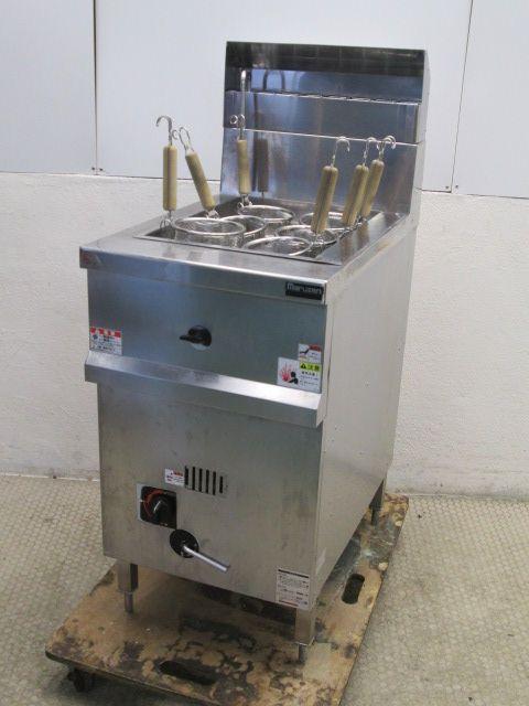 マルゼン 角型ガス茹麺機 MRLN-06