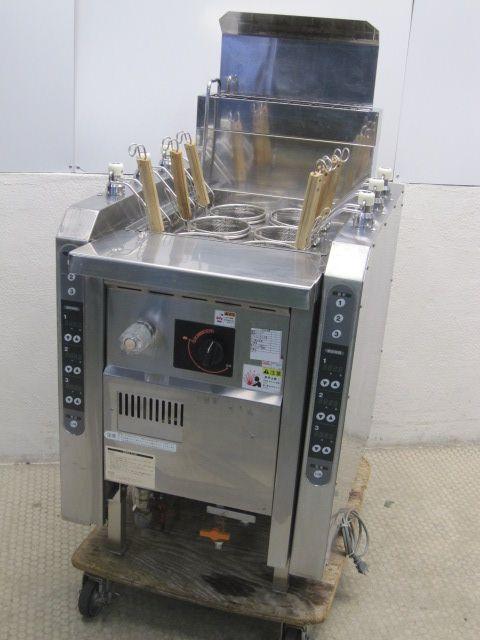 マルゼン 自動ゆで麺機買取しました!