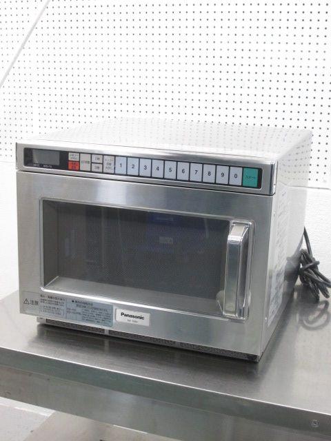 Panasonic 業務用電子レンジ買取しました!