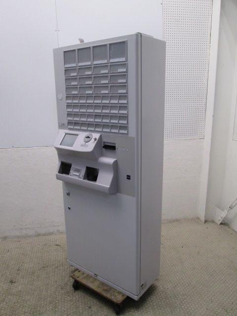 グローリー 低額紙幣対応券売機買取しました!