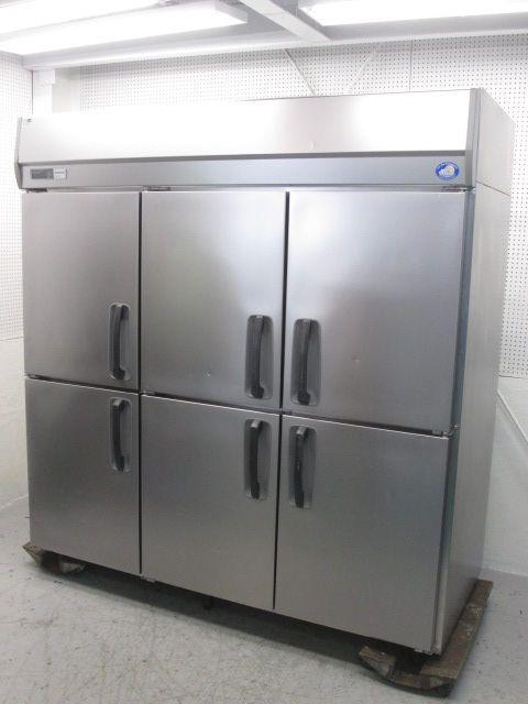 Panasonic 業務用タテ型冷凍庫買取しました!