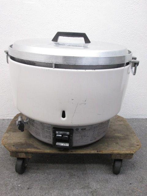 リンナイ ガス炊飯器買取しました!
