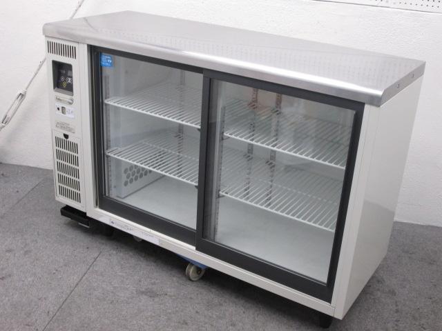福島工業 テーブル形冷蔵ショーケース買取しました!