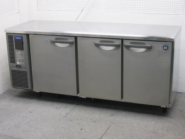 ホシザキ 冷凍冷蔵コールドテーブル買取しました!