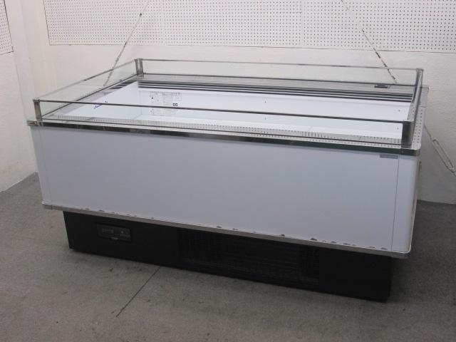 大和冷機 平型冷蔵オープンショーケース買取しました!