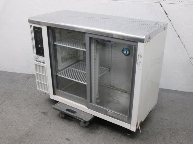 ホシザキ テーブル型冷蔵ショーケース RTS-100STB 2004年製