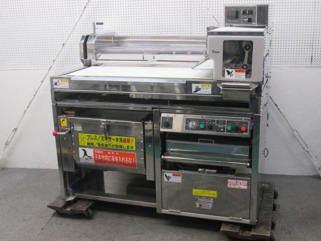 大和製作所 製麺機 真打買取しました!
