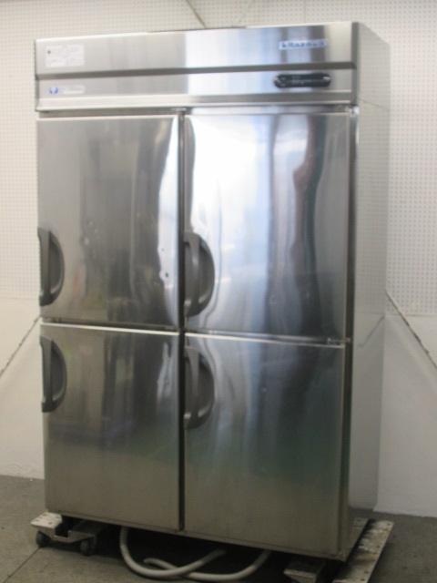 業務用タテ型冷凍冷蔵庫