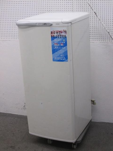 三菱 冷凍庫 MF-U12E-W 2004年製