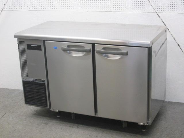 ホシザキ 冷凍冷蔵コールドテーブル RFT-120SNE 2006年製