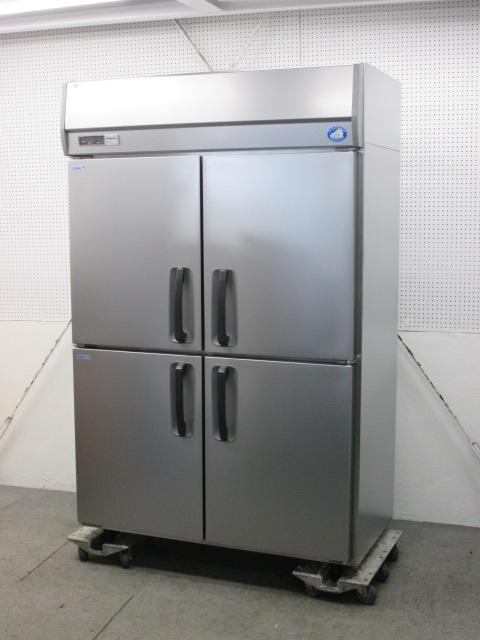 Panasonic 業務用タテ型冷凍冷蔵庫買取しました!
