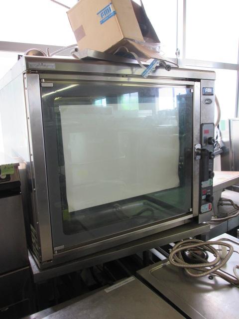 UNOX ウノックス スチームコンベクション 電気式オーブン 買取しました!