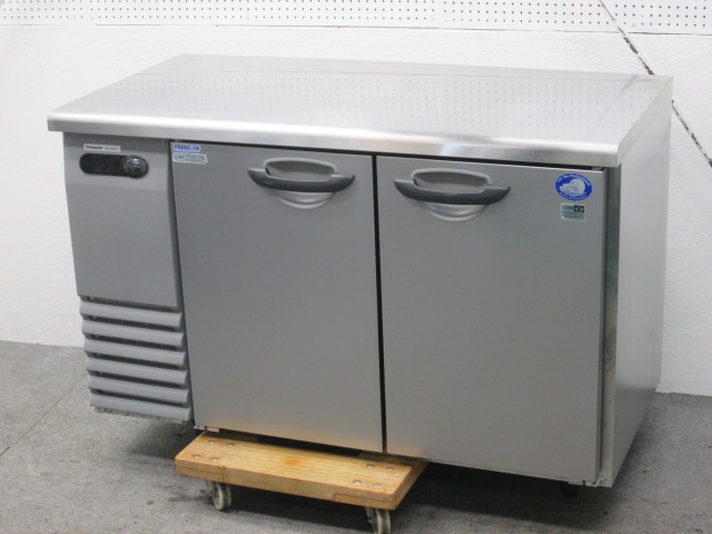 Panasonic 冷凍冷蔵コールドテーブル買取しました!
