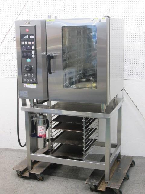 タニコー スチームコンベクションオーブン(架台付き)買取しました!