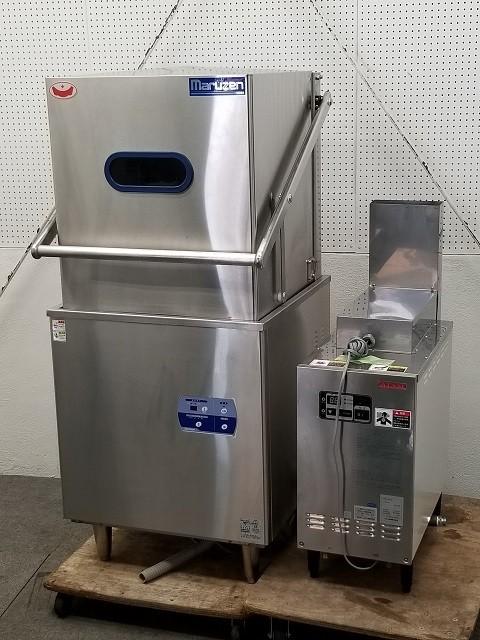 マルゼン 業務用食器洗浄機 ブースター別付型買取しました!