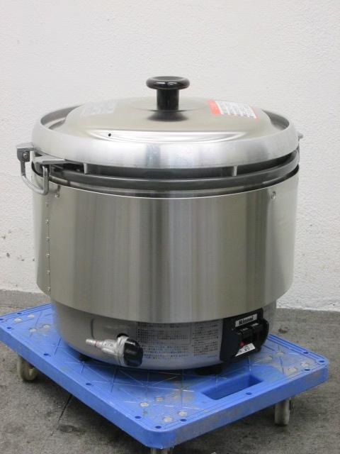 リンナイ ガス炊飯器 買取しました!