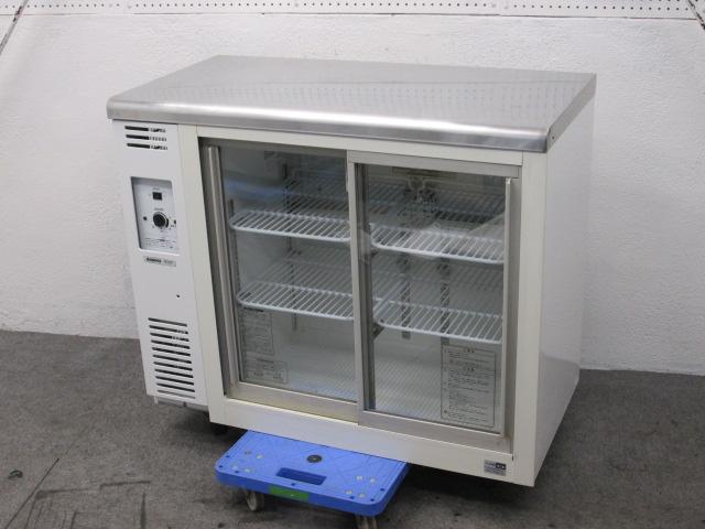 サンヨー テーブル形冷蔵ショーケース買取しました!