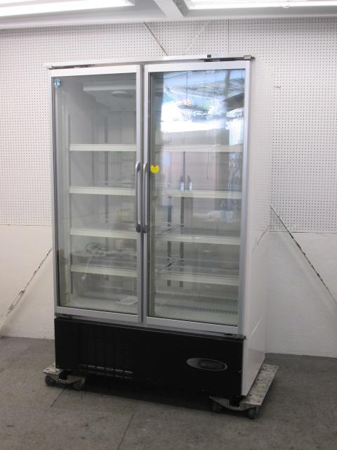 ホシザキ リーチイン冷凍ショーケース買取しました!