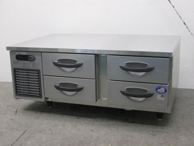 Panasonic 冷凍低ドロワーコールドテーブル買取しました!