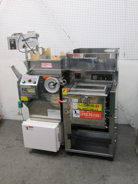 大和製作所 製麺機 リッチメンI型買取しました!