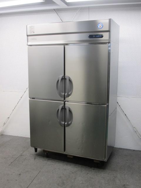 福島工業 業務用タテ型冷蔵庫買取しました!