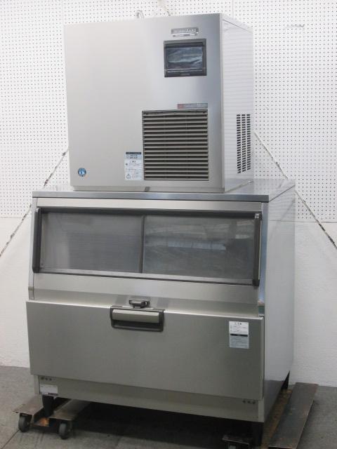 ホシザキ 300kgチップアイス製氷機(空水冷) CM-300AYF/LA-200A-T 2007年製