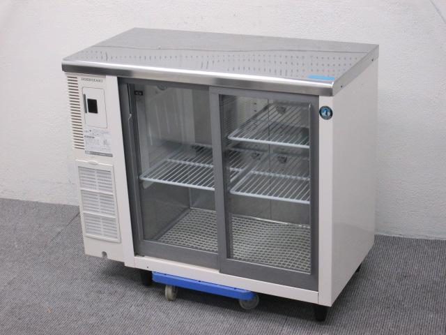 ホシザキ テーブル形冷蔵ショーケース買取しました!