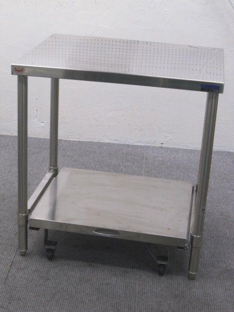 マルゼン 炊飯台付き調理台 (1658)買取しました!