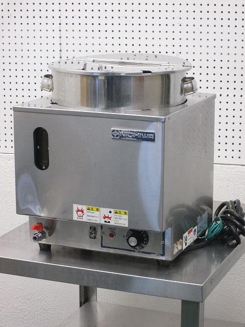 ニチワ電機 電気インセットウォーマー IW-900NT 2009年製買取しました!