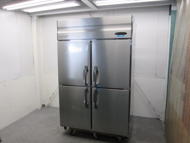 ホシザキ 縦型冷凍冷蔵庫 HRF-120XF3 2007年製買取しました!