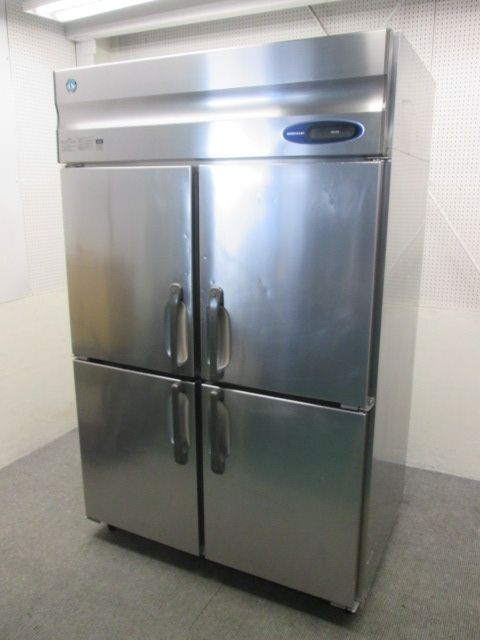 ホシザキ 縦型冷蔵庫 HR-120LZ3 2011年製買取しました!