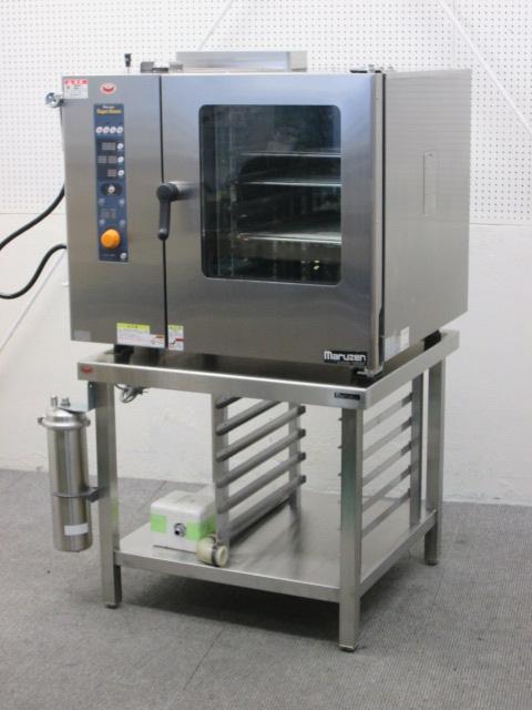 マルゼン ガススチームコンベクションオーブン SSCG-05SC 2011年製 都市ガス買取しました!