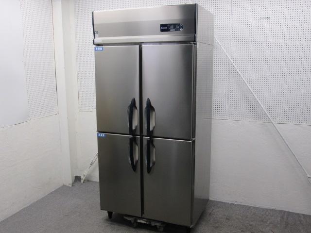 大和冷機 縦型冷凍冷蔵庫 311YS2-EC 2016年製買取しました!