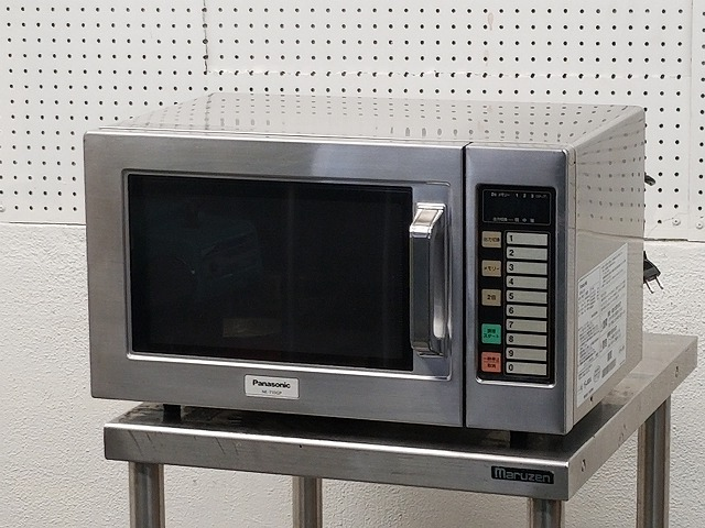 パナソニック 業務用電子レンジ NE-710GP 2011年製 (60Hz専用)買取しました!