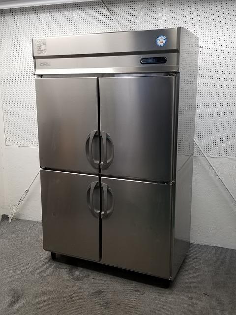 フクシマ 縦型冷凍冷蔵庫 URN-122PM6 2016年製買取しました!