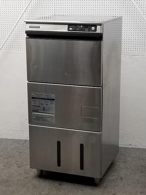 ホシザキ 食器洗浄機 小型ドアタイプ JWE-400SUA 2010年製買取しました!